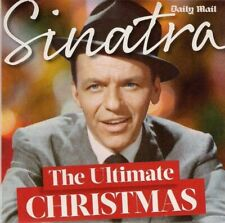 FRANK SINATRA<>THE ULTIMATE CHRISTMAS<>promo CD from the Daily Mail newspaper  ~