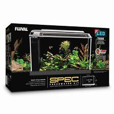 Fluval Spec 5 Aquarium 19L Black Fish Tank (New Model)