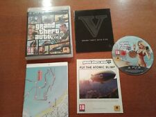 PlayStation 3 ps3 grand theft auto 5 gta v the  disc is very good UK pal