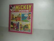 MICKEY POCHE MENSUEL n° 34  WALT DISNEY 1977