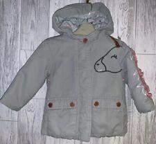 Girls Age 9-12 Months - Next Unicorn Coat 🦄