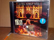UMBERTO TOZZI Royal Albert Hall CD Live Jewel Box  NUOVO SIGILLATO!!!