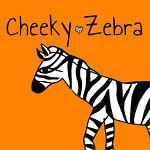 Cheeky Zebra Card Shop