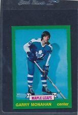 1973/74 OPC O-Pee-Chee CB #226 Garry Monahan Leafs NM-MT+ 73OPC226-111815-12