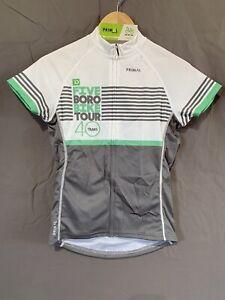 5 Boro NYC Ride - 40th Aniv. Primal Sport Cut Raglan Cycling Jersey - S Women's