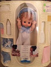Vintage Goldberger Layette Trayette Doll Bathtub & Nursery Tray - New In Box