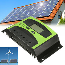 LD4830C 30A 48V LCD PWM Solar Panel Pad Battery Regulator Charge Controller