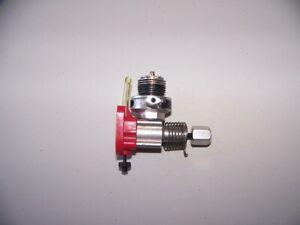 Cox .049 / W Spring Starter Assist / For External Fuel Tank/ Muffler/ Pre-Owned