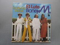 """BONEY M Gotta Go Home ORIGINAL 1979 UK 7"""" VINYL SINGLE IN P/S EX CON"""