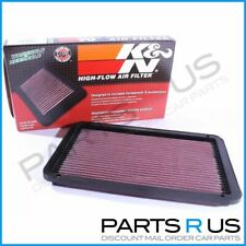 Air Filter suits Toyota 2.2L, 3.0L K&N High Flo Camry 92-02 Celica 94-99, Avalon
