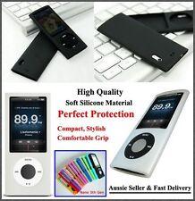 HQ Multicolour Soft Silicone Case Cover Protection For iPod Nano 5