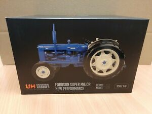 UH2780 Fordson Super Major New Performance 1.16 Scale Diecast Model