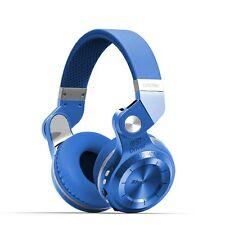 Bluedio Turbine T2 Plus Blue Headband Headsets