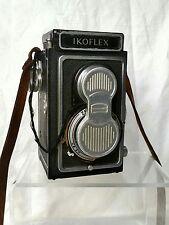 Vintage Ikoflex IIa TLR Camera w/ Zeiss Ikon Tessar 75mm f/3.5