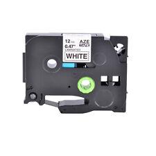 Compatible Label Maker Tape 12mm 8m For Brother P Touch Tz 231 Tze 231 Pt D210