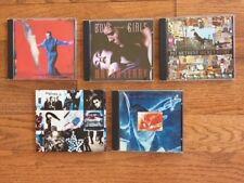 Dire Straits, Peter Gabriel, U2, Bryan Ferry, Pat Metheny, 5 CDs FREE SHIPPING!