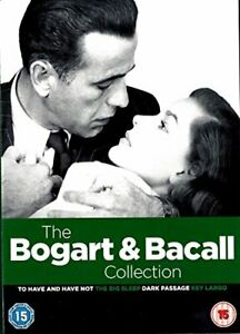 The Bogart and Bacall Collection: To Have and Have Not / The Big[Region 2]