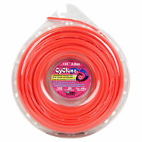 """Cyclone CY155D1 .155"""" x 105FT Grass Weed String Trimmer Edger Line Made in USA"""
