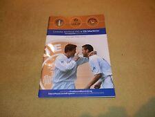 UEFA Cup 1st round 2nd leg - Leeds United v CS Maritimo in 2001 at Elland Road