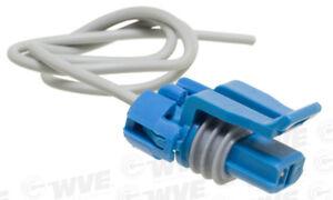 Engine Coolant Temperature Sending Unit Switch Connector WVE BY NTK 1P1470