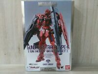 Metal Build Figure Gundam Astraea Type-F GN Heavy Weapon Set Mobile Suit BANDAI