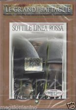 Dvd **LA SOTTILE LINEA ROSSA** con Sean Penn nuovo 1999