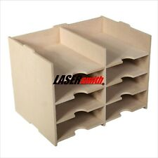 8 Shelf A5 Paper Storage Unit for Craft and Office use
