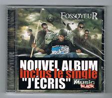 FOSSOYEUR - VIRUS - CD 10 TITRES - 2010 - NEUF NEW NEU