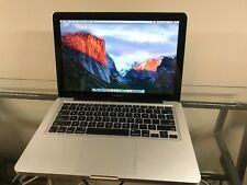 Apple MacBook Pro 13 INTEL Core i5 PRE-RETINA UPGRADED 16GB RAM 1TB SSD HYBRID