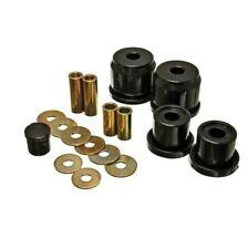 Energy Suspension 00-09 Honda S2000 Black Rear Differential Carrier Bushing set