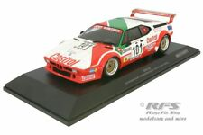 BMW M1  24h Le Mans 1984  Jens Winther Racing Castrol  1:18 Minichamps 155842901