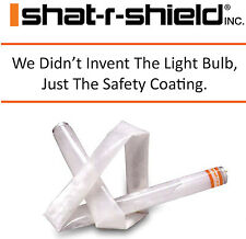 NEW GE F17T8/SP30/ECO T8 Fluorescent Light Lamp ( Shat-r-shield 20502G ) 24 Pack