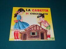 Collana Fantasia N. 9 - LA CASETTA DI CIOCCOLATO - Ed. Boschi ECCELLENTE
