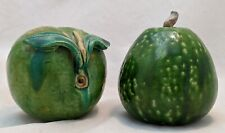 Antique Chinese Pottery Altar Fruit