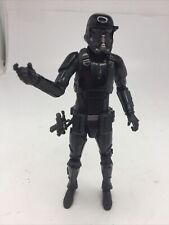 "Star Wars The Black Series Imperial Death Trooper #25 Hasbro 6"" 2016 PARTS RESTO"