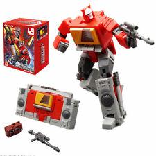 Transformers MFT49 Blaster Cassette & Ramhorn Action Figure 12CM Toy