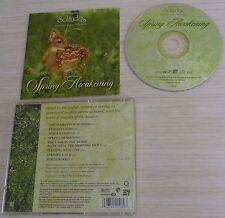 RARE CD ALBUM DAN GIBSON SOLITUDES SPRING AWAKENING 8 TITRES 2001
