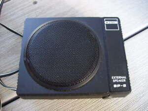ICOM SP-8 external speaker