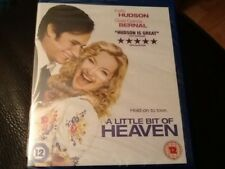 A Little Bit Of Heaven (Blu-ray, 2011) STAR CAST COMEDY  KATE HUDSON KATHY BATES