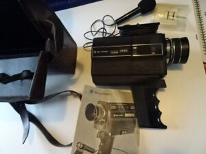 Vintage Bell & Howell XL 1230  Camcorder 1960s COLLECTORS ITEM RETO