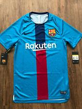 Nike FC Barcelona Fussball Trainingsshirt   Neu   Mehrfarbig   Größe S