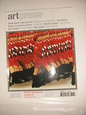 Art Press N°306 Luc Delahaye Design Su-Mei Tse Judit Kurtag Fleischer Artaud