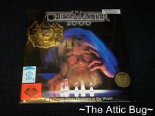 "Apple Macintosh 3.5"" ~ Chessmaster 2000 by Software Toolworks ~ New & Sealed"