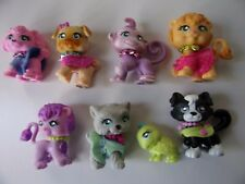 LOT D'ANIMAUX POLLY POCKET N°  22  42  48  49  51  84  86  -Lot n°11