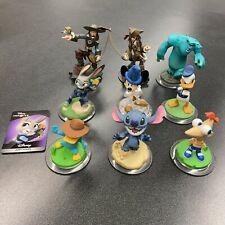 Disney Infinity Figures (Lot of 9) 1.0 2.0 3.0