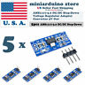 5pcs AMS1117-5.0 5.0V Step-Down Linear Voltage Regulator Module 6-12V in 5V out