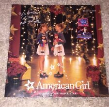 AG American Girl Doll Catalog December 2006 Jess, Emily, Molly, Nellie, Felicity