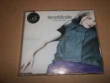 LENE MARLIN - SITTING DOWN HERE - CD SINGLE - UK FREEPOST