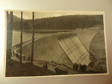 alte AK Schwarzenbach-Talsperre Murgwerk 1927 Post-Karte LEONAR Roth-Verlag