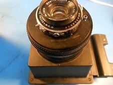 Hitachi Sem S 2400 Scanning Electron Microscope Camera Module Mamiya Sekor P4